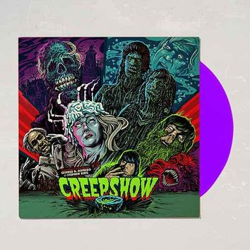 John Harrison - Creepshow Original Motion Picture Soundtrack LP