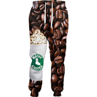 Basic Coffee Joggers