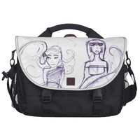 Emotions laptop bag from Zazzle.com