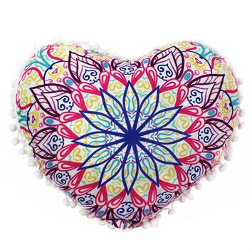 Indian Mandala Pillow Case