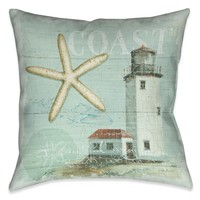 Beach House II Indoor Decorative Pillow