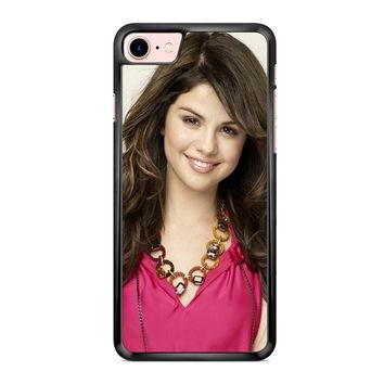 Selena Gomez 4 iPhone 7 Case