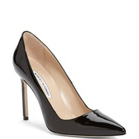 Manolo Blahnik 'BB' Pointy Toe