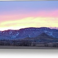 Boulder County Haystack Mountain Panorama View Metal Print