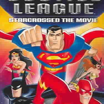 Justice League-Star Crossed (Dvd/Eng-Fr-Sp-Sub)