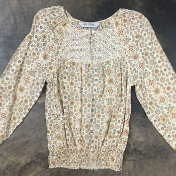 Adelle Peasant Top
