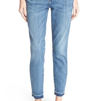Current/Elliott 'The Stiletto' Stretch Jeans (Amour Released Hem) | Nordstrom