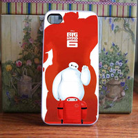 Big-Hero-6-Poster baymax  for iPhone and Samsung galaxy case (available for iPhone 6 case)