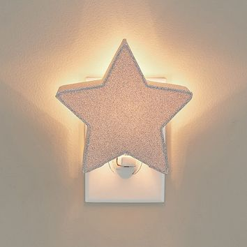 Glitter Star Nightlight