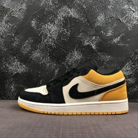 Air Jordan 1 Low University Gold - Best Online Sale