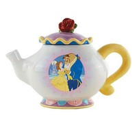 Beauty and the Beast 30 oz. Teapot - Westland Giftware - Beauty and the Beast - Dining And Entertaining at Entertainment Earth