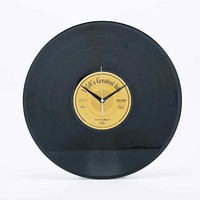 Greatest Hits Vinyl Clock - Urban Outfitters