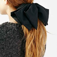 Modern Muse Bow Ponytail