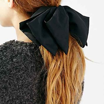 Modern Muse Bow Ponytail Holder-