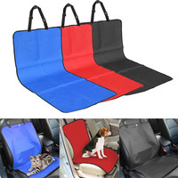 Protable 106 * 46.5cm Water-proof Pet Car Seat Cover