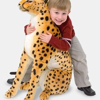 Toddler Melissa & Doug Plush Cheetah Stuffed Animal