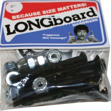 "Shorty's Longboard Hardware 2"" Phillips"