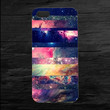 Sliced Galaxies iPhone 4/4s and iPhone 5 Case