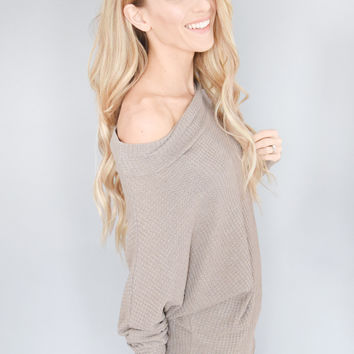 West End Mocha Thermal Top
