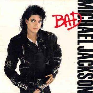 Bad- Michael Jackson, LP (Pre-owned)