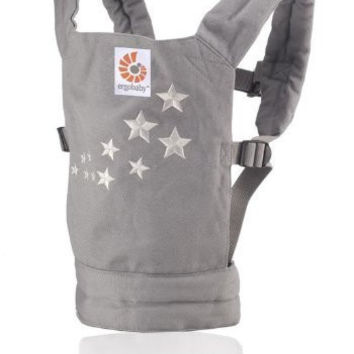 ERGObaby Original Doll Carrier, Galaxy Grey (Discontinued by Manufacturer)