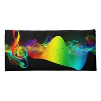 Clef Musically Note Pencil Case