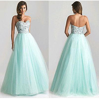 Ball Prom Gown