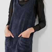 Motel Bridget Corduroy Pinafore Dress | Urban Outfitters