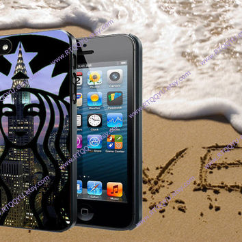 Starbucks New York For iPhone 4/4S/5/5S/5C, Samsung Galaxy S3/S4, htc One X/x+/S Case, iPod Touch 4/5, Sony Case, Blackberry Case