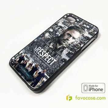 Fast and Furious 7 Paul Walker Memoriam iPhone 4/4S 5/5S/SE 5C 6/6S 7 8 Plus X Case Cover