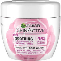 SkinActive Soothing 3-in-1 Face Moisturizer with Rose Water