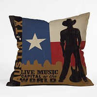 Anderson Design Group Austin Throw Pillow