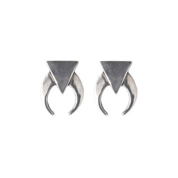 Midnight Crescent Earrings (view more colors)