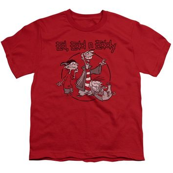 Ed Edd N Eddy - Gang Short Sleeve Youth 18/1