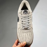 Trendsetter Nike Air Force1 Mid x Reigning Champ Women Men Fashion Casual Low-Top Old Skool Shoes