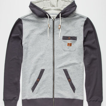 Billabong Surrender Mens Hoodie Navy  In Sizes