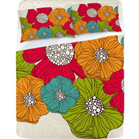 DENY Designs Home Accessories | Valentina Ramos Flowers Sheet Set