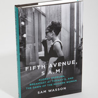 Fifth Avenue, 5AM | All About Breakfast at Tiffany's | fredflare.com