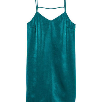 H&M Satin Dress $12.99