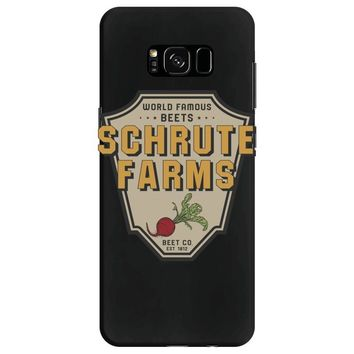 World Famous Beets Schrute Farms Samsung Galaxy S8