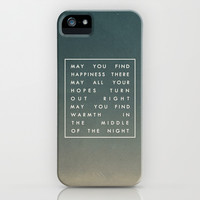 III. Ben Howard iPhone & iPod Case by Zyanya Lorenzo