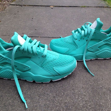 Aqua Love Custom Huaraches GS