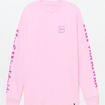HUF Domestic Long Sleeve T-Shirt at PacSun.com