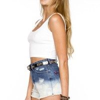 Brandy ♥ Melville |  Jocelyn Crop Tank - Tops - Clothing