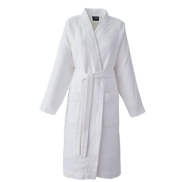 Formentera White Bathrobe
