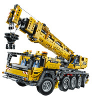 LEGO.com LEGO TECHNIC Home - Products - Construction - 42009 - Mobile Crane MK II -