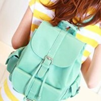 Candy Color Backpack CFV521 from topsales