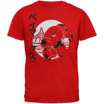 Big Hero 6 - Baymax Burst Youth T-Shirt