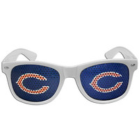 NFL Chicago Bears Game Day Shades, White