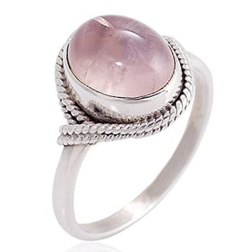 Womens Young & Old Moonstone Ring - Free Shipping
